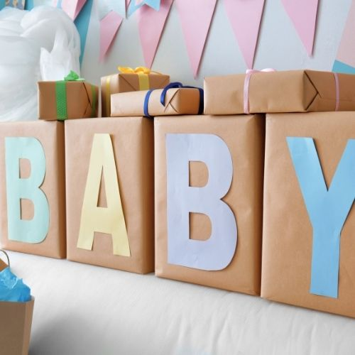 babyshower gave