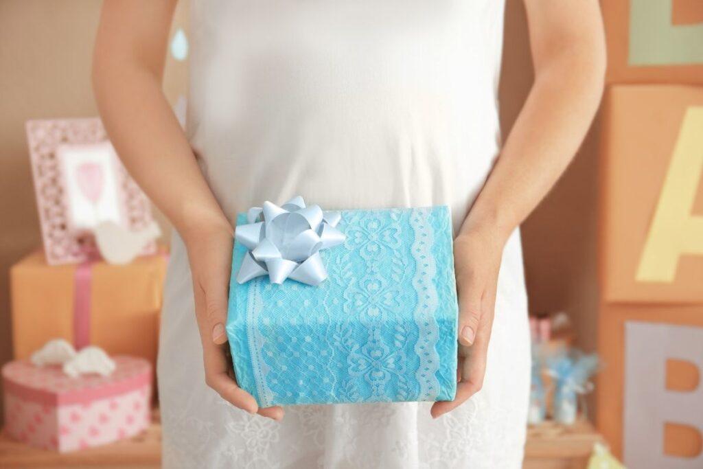 gave til et babyshower